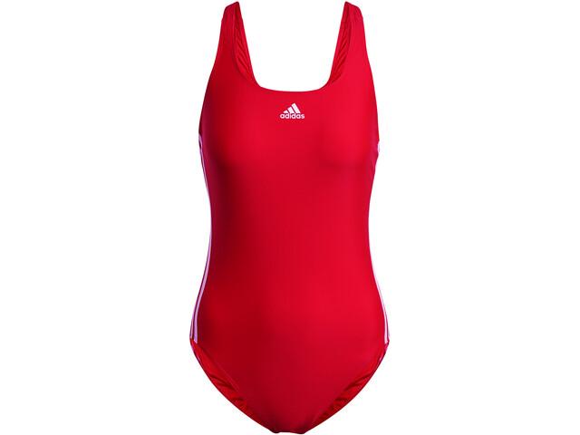 adidas SH3.RO 3S Swimsuit Women, rosso